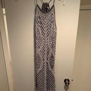 NWT ASOS Beaded Dress - Sz 18 (fits like 16)